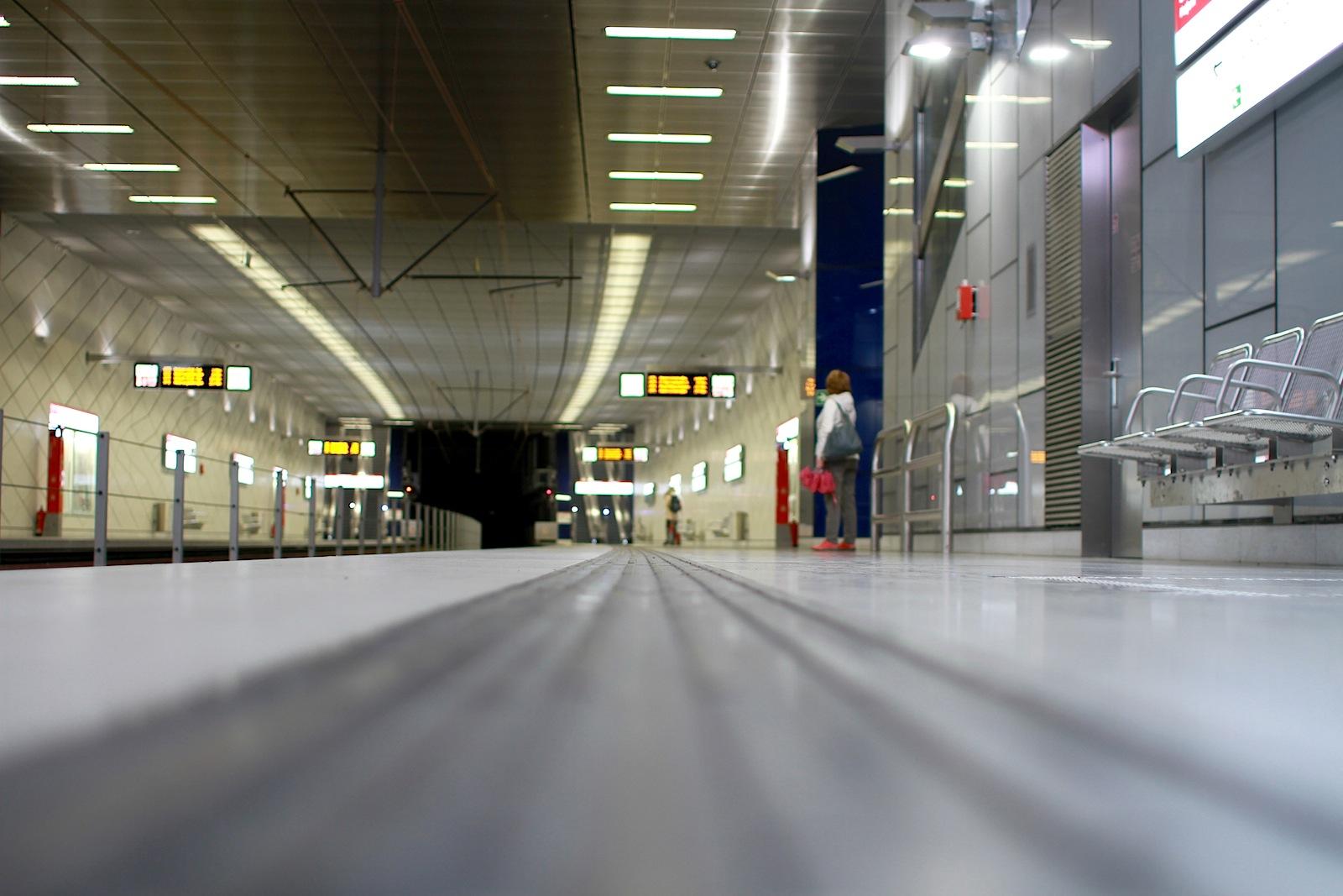 Station Schadowstraße.