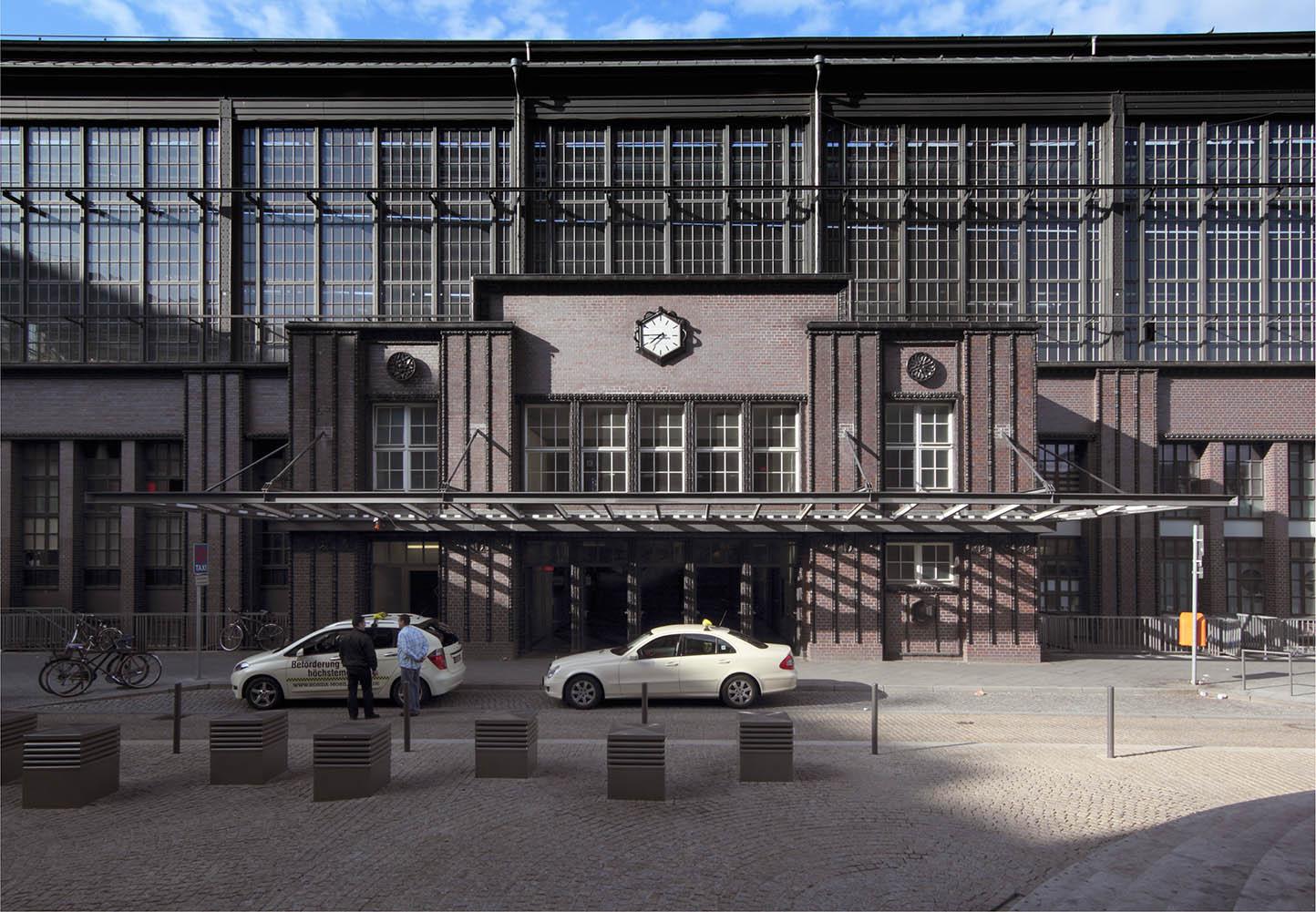 Bahnhof Friedrichstraße.  1919–1925, von Carl Theodor Brodführer