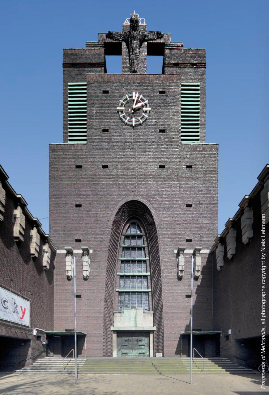 Heilig-Kreuz-Kirche. in Gelsenkirchen, 1927-1929 von Josef Franke