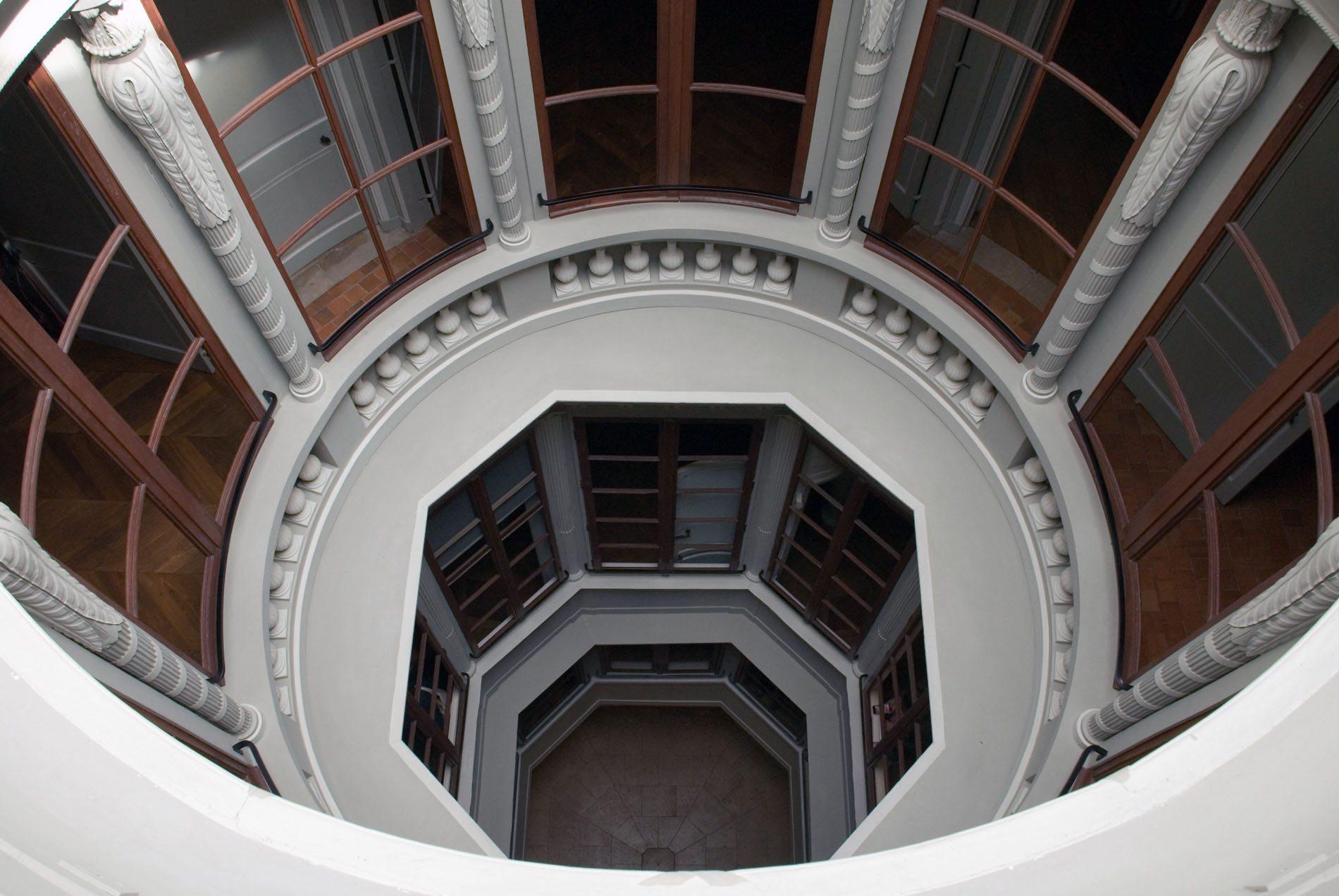 Parcours Les Bassins.  Das Museum ist der perfekte Ort, um Le Havres Geschichte als Hafen- und Handelsstadt im 18. Jahrhundert zu begreifen. Uns halfen zudem die skurilen Anekdoten des Historikers François Mortier auf unserer Führung durch das geschichtsträchtige Haus.