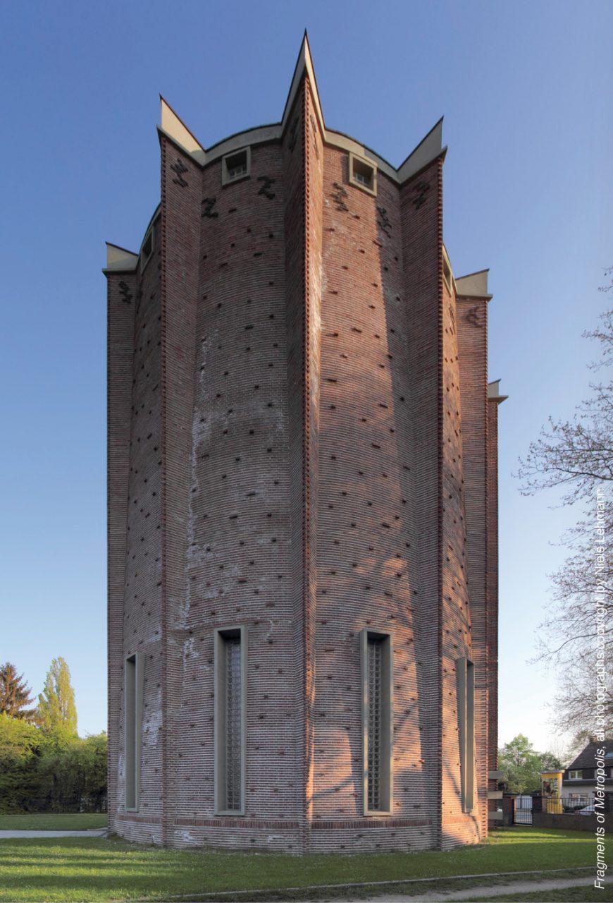 Wasserturm Frillendorf. in Essen, 1925-1926 von Edmund Koerner