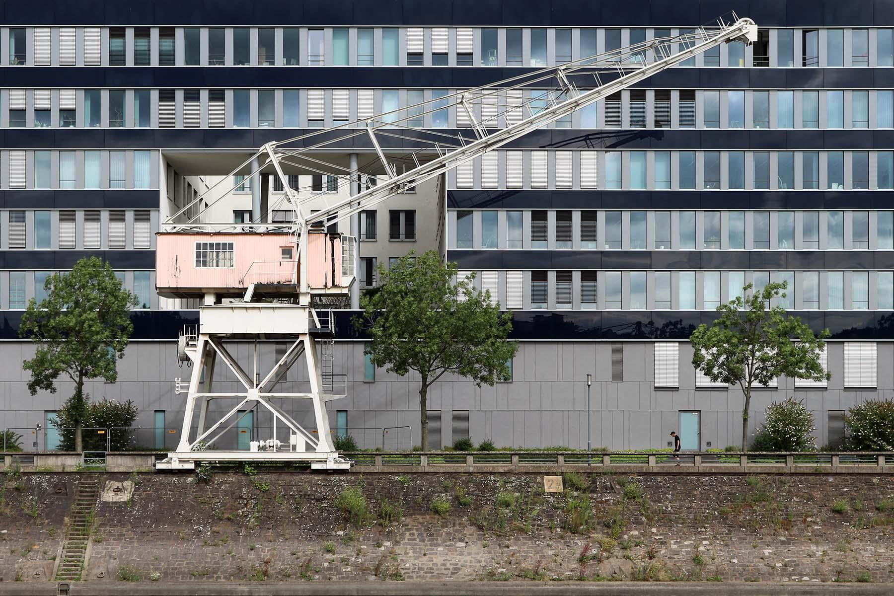 Landesleitstelle der Polizei von NRW. von Bahl & Partner, Fertigstellung 2002