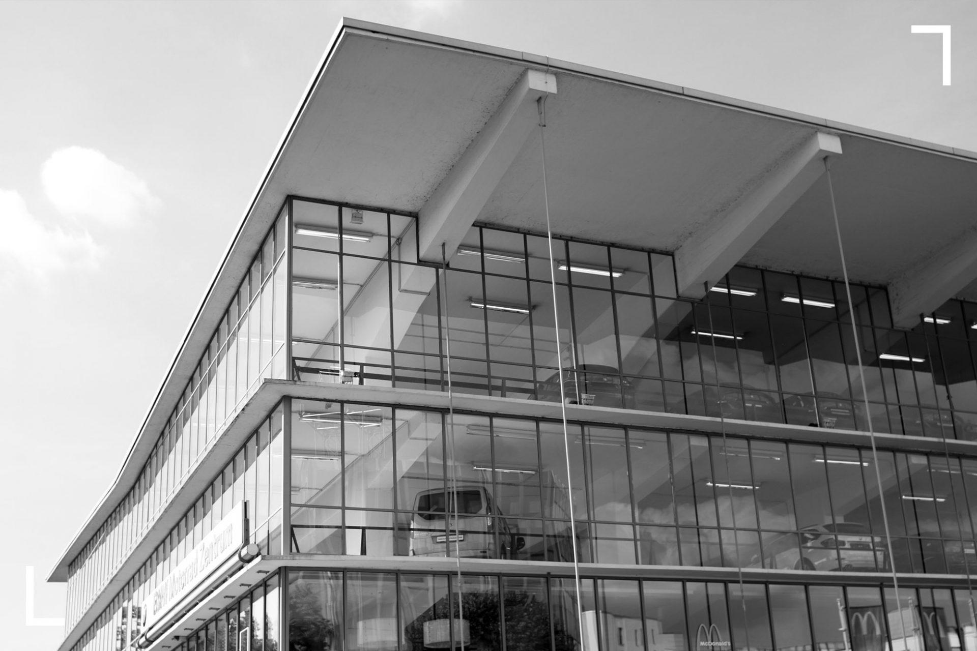 THE LINK to #urbanana: Haniel-Garage