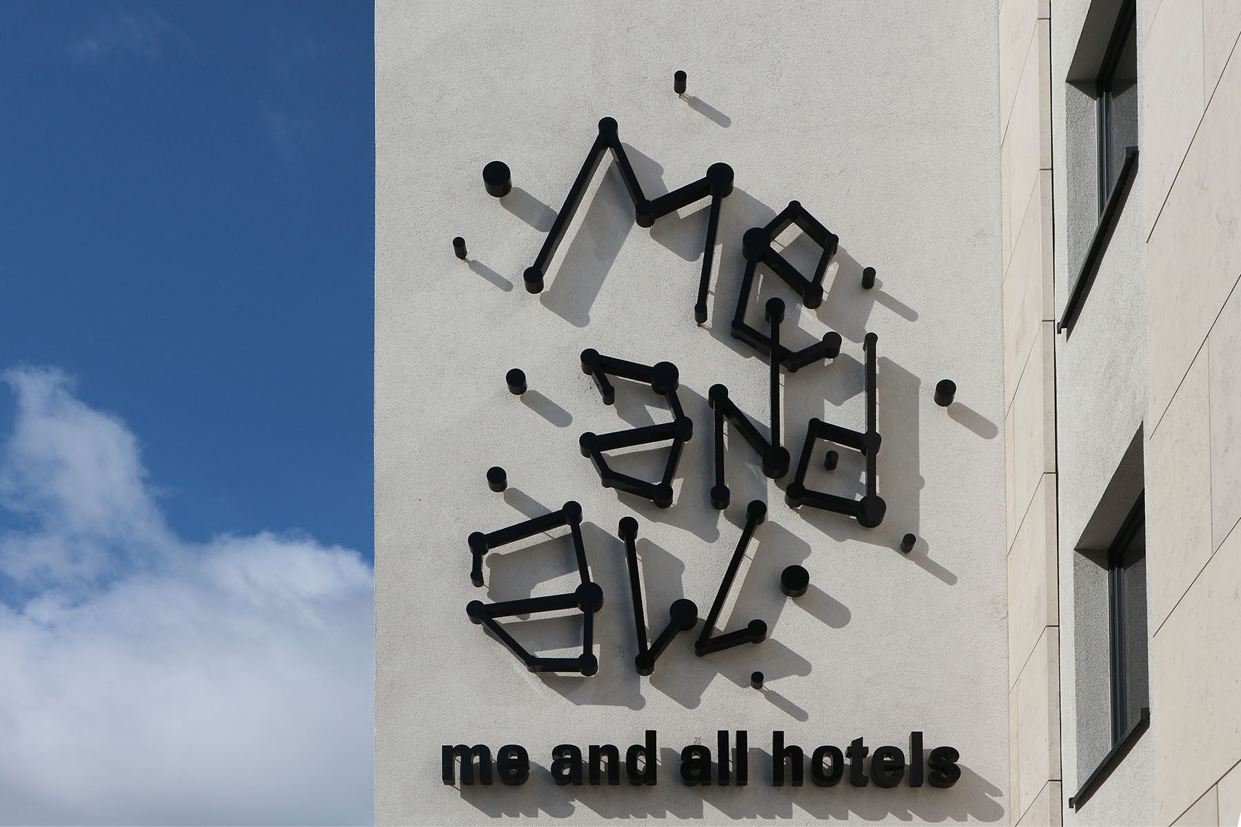 me and all hotels Düsseldorf. Wir haben im me and all-hotels Düsseldorf übernachtet, das uns eingeladen hatte.