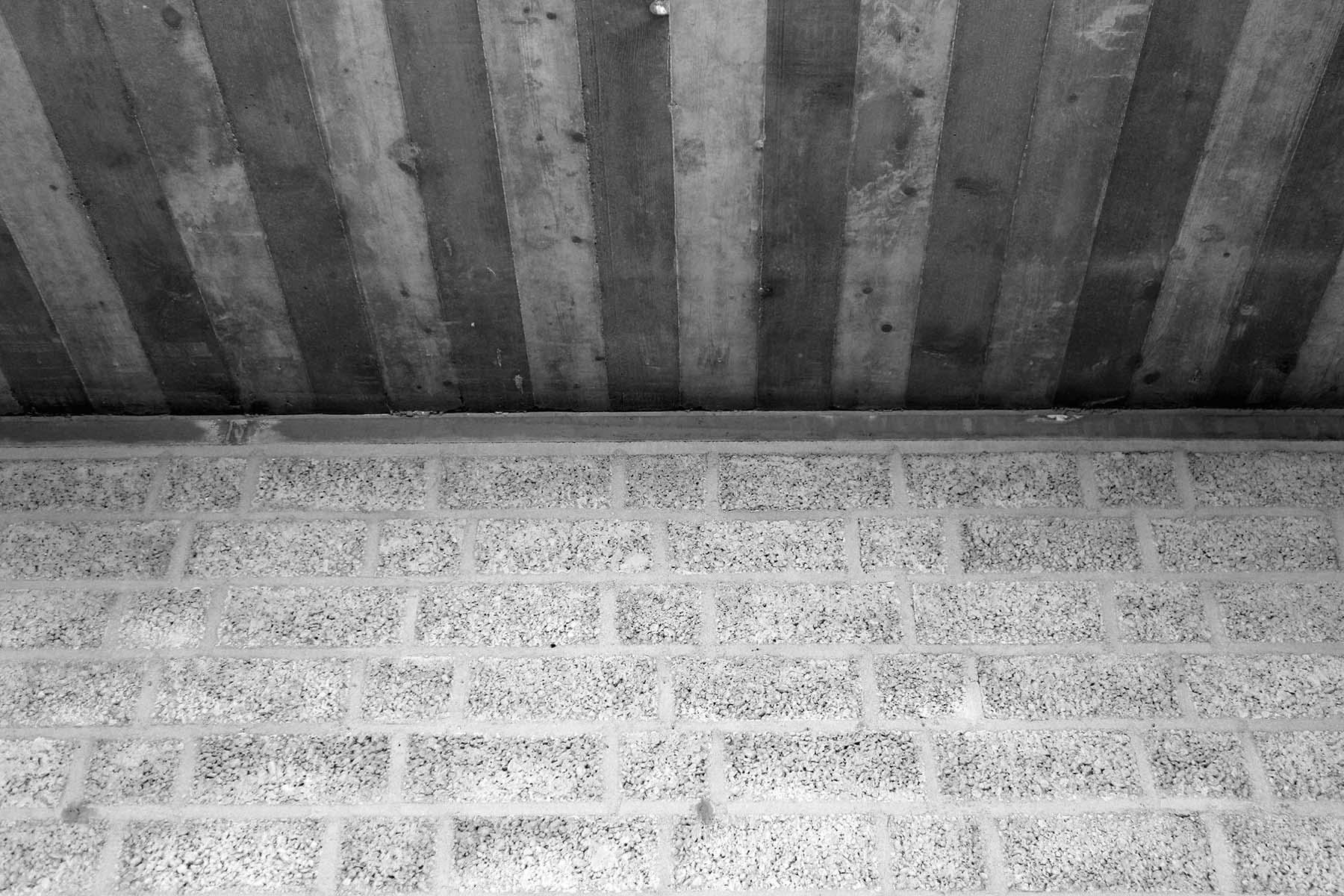 Schmela Haus. Dutch structuralist Aldo van Eyck designed the visionary building, made of pumice concrete ...