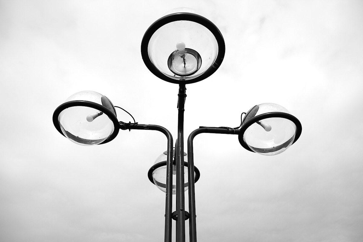 Forum Europaplatz. ... und Beleuchtung.