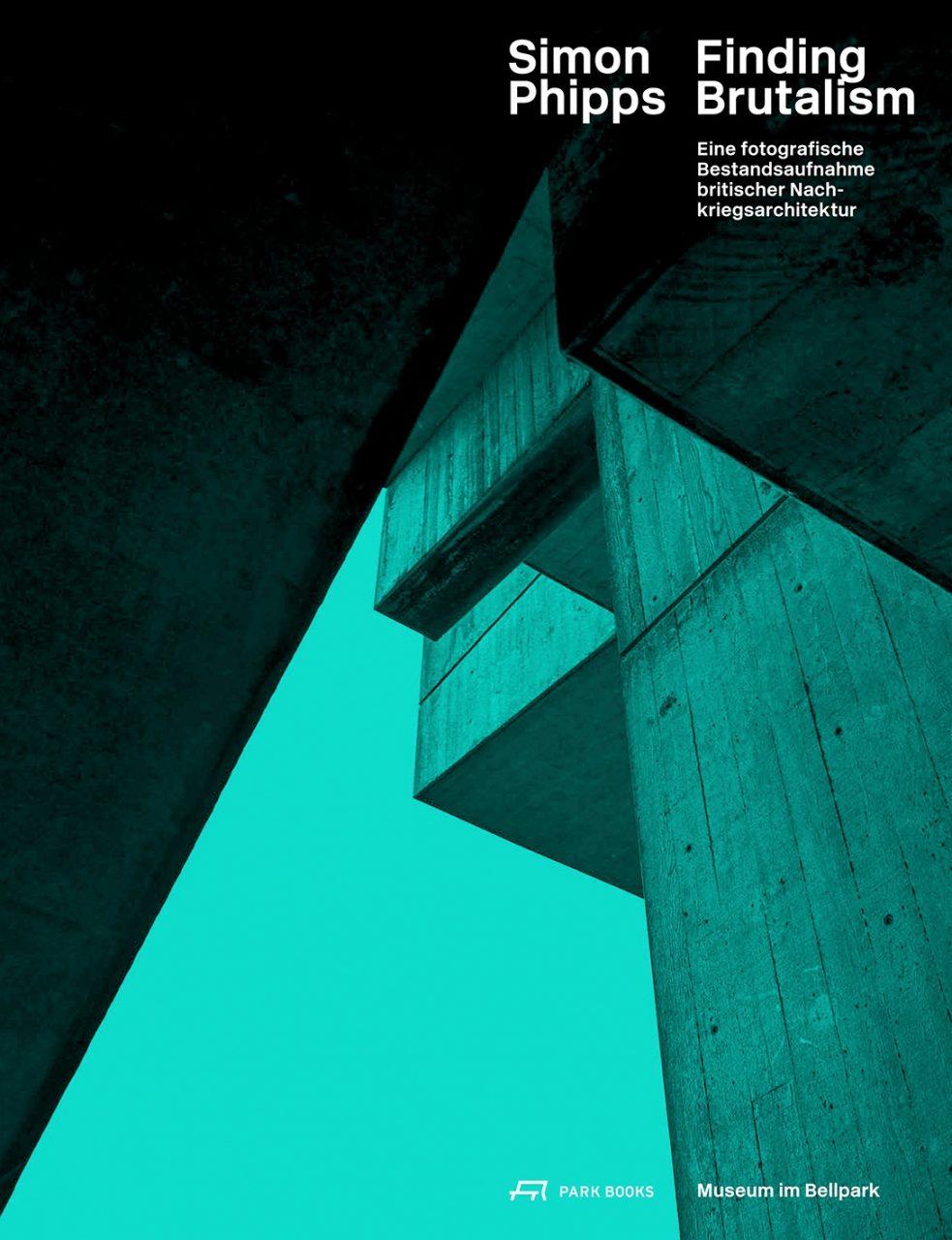 Finding Brutalism. Herausgegeben von Hilar Stadler und Andreas Hertach. Fotografien von Simon Phipps. Erschienen bei Park Books und zur gleichnamigen Ausstellung im Museum im Bellpark, Kriens vom 29. August bis 29. Oktober 2017.