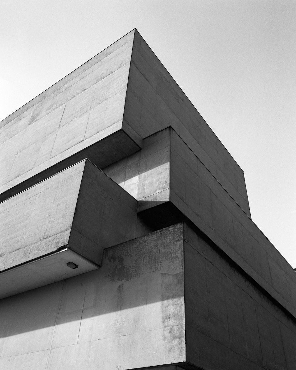 Ulster Museum, Belfast. 1968-1972, Architekt: Francis Pym