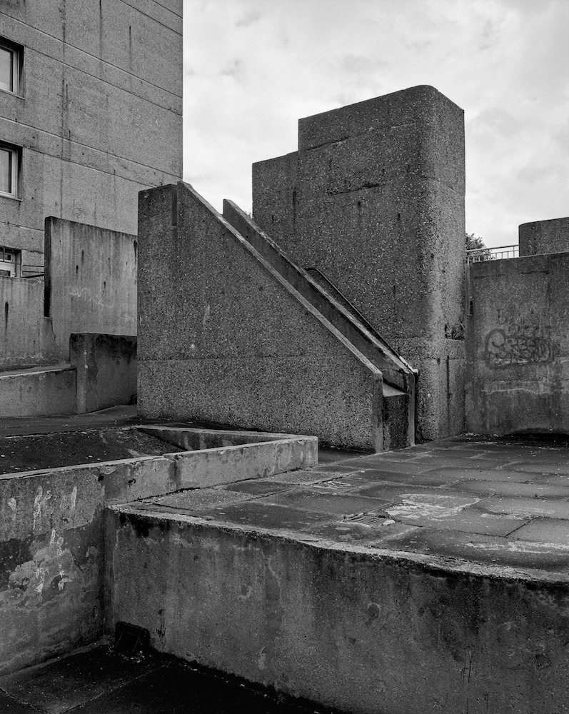 Balfron Tower, Brownfield Estate, London. 1965-1967, Architekt: Ernő Goldfinger