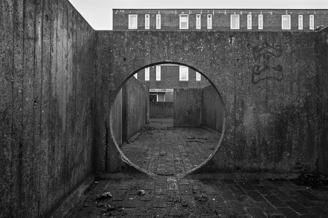 Aintree Estate.  1962-1967 Architekt: LCC Architects' Department