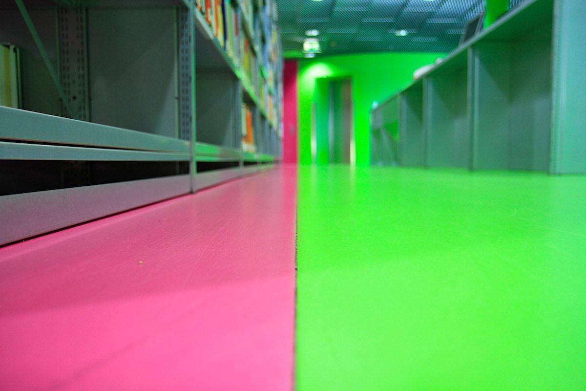 IKMZ BTU. ... knalliges Farbleitsystem, das sie ...