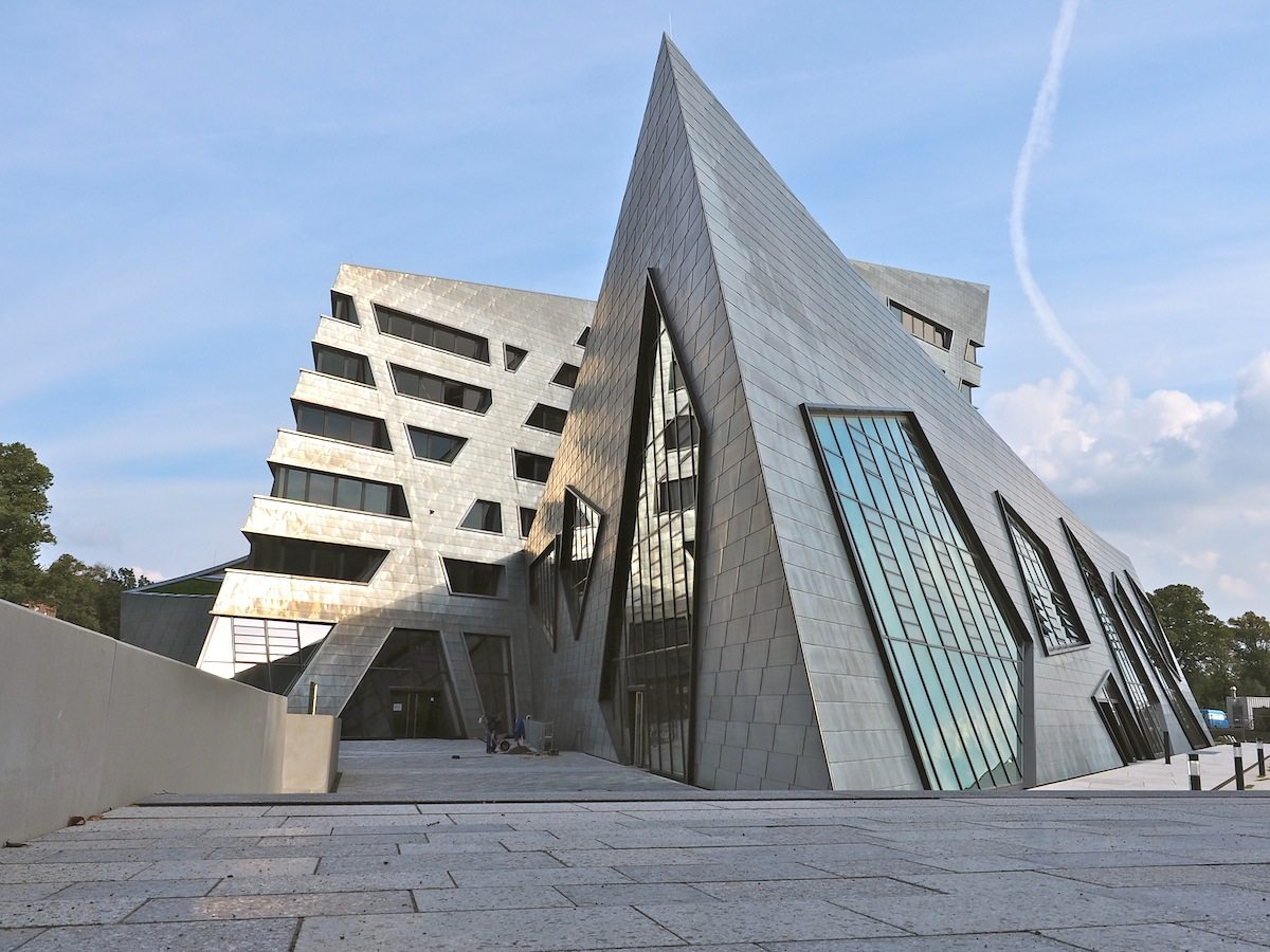 Leuphana Zentralgebäude