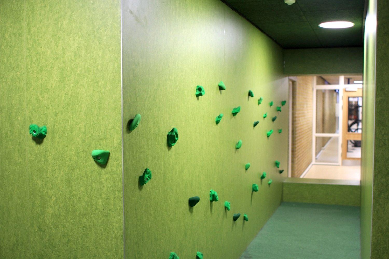Søndervangskolen, Aarhus. Architekten und Schulleitung setzten auf Bewegung und Flexibilität der Räume.