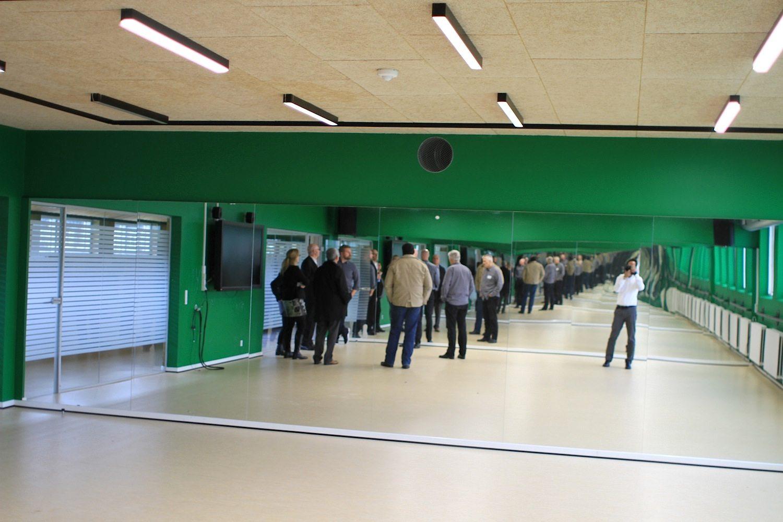 Søndervangskolen, Aarhus. ist inzwischen eine vom US-Konzern Apple anerkannte Schule für Innovation und Exzellenz in der Bildung.