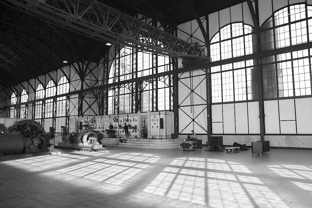 Glanzleistung. ... im Herbst 2016 beendet. Für uns eins der absoluten Höhepunkte des Industriedenkmals.