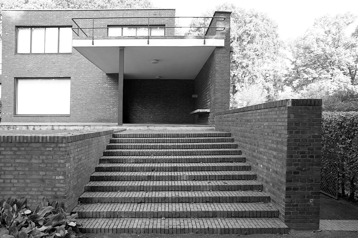 THE LINK to #urbanana: Bauhaus in Krefeld, 1/2