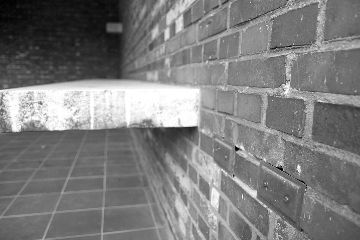 Haus Lange. Linien und Fluchten