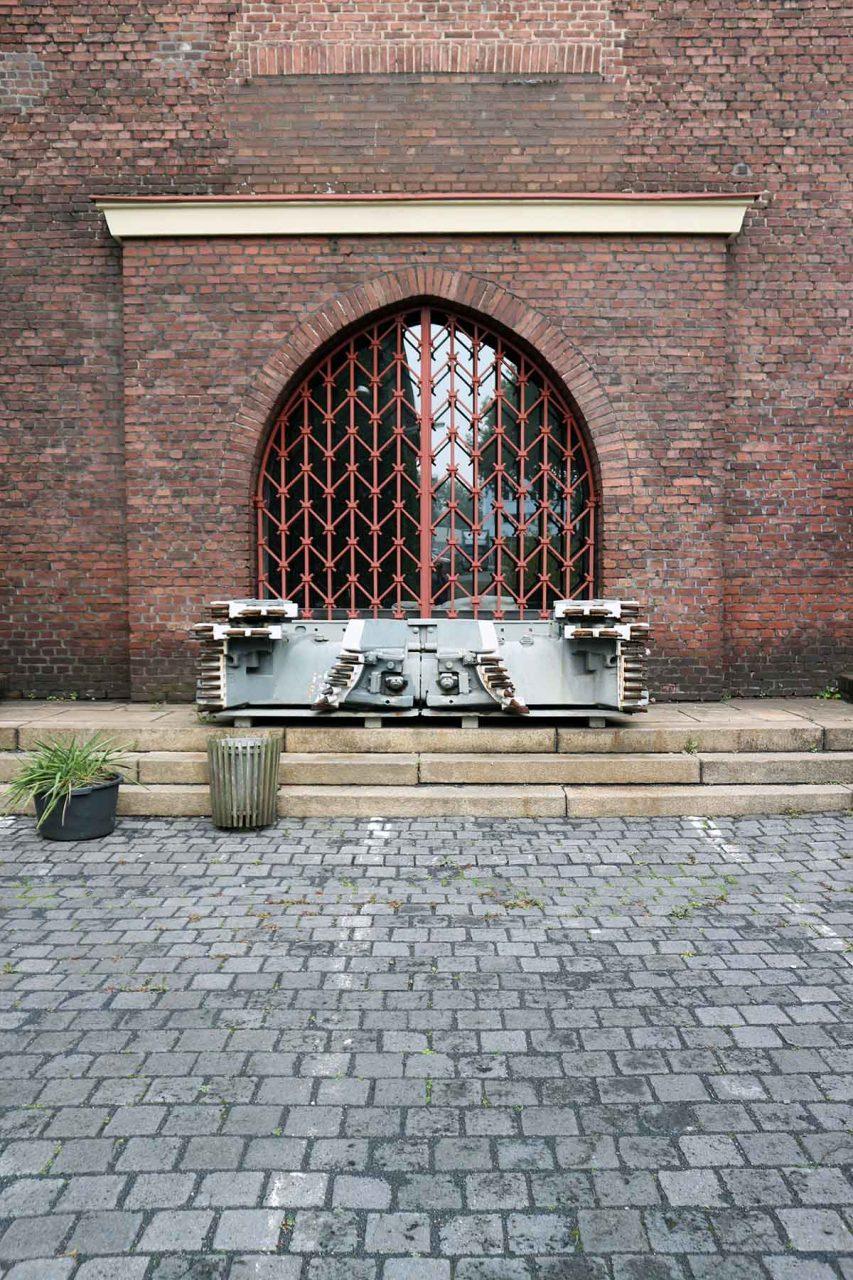Bonifacius Colliery. Design by Zechenbaumeister Bonnard