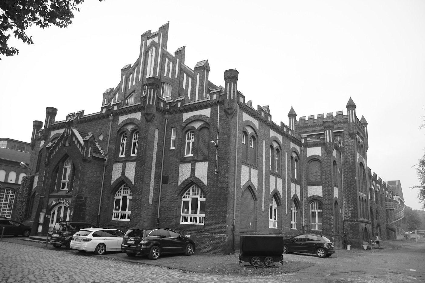 Alte Lohnhalle.  Das 17-Zimmer Hotel Alte Lohnhalle wird von Anna Kruljac und ihrem Team betrieben.