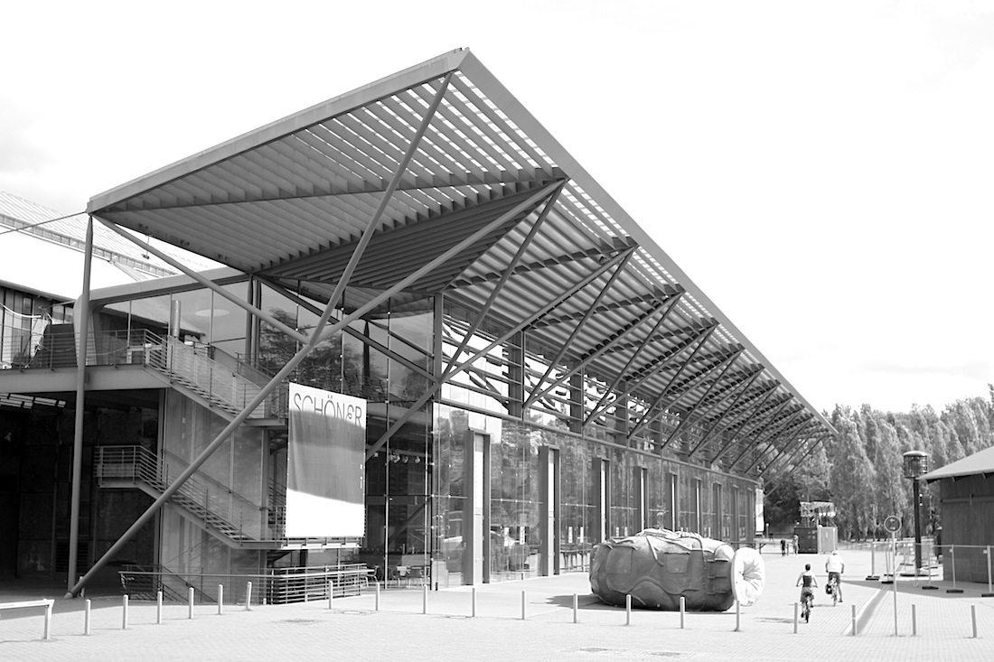 Jahrhunderthalle. By Heinrich Schumacher, completed 1902