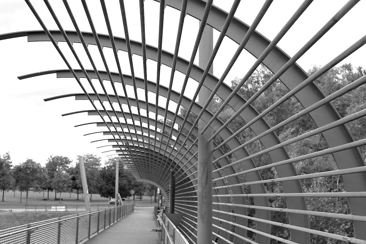 Westpark. Planung: S.K.A.T. Architekten + Stadtplaner, Bonn/Köln mit ...