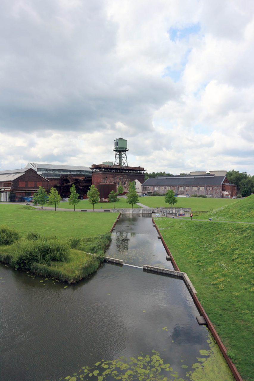 Ruhr reloaded bochum deutschland the link stadt land architektur - Landschaftsarchitekten koln ...