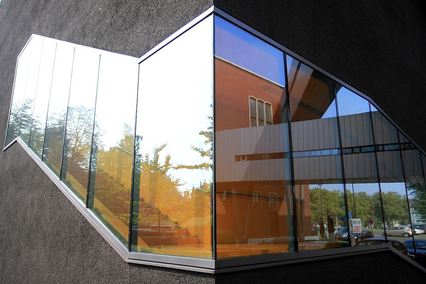 Deutsches Bergbau Museum.  ... wurde von Benthem Crouwel Architekten entworfen. Fertigstellung: 2009.