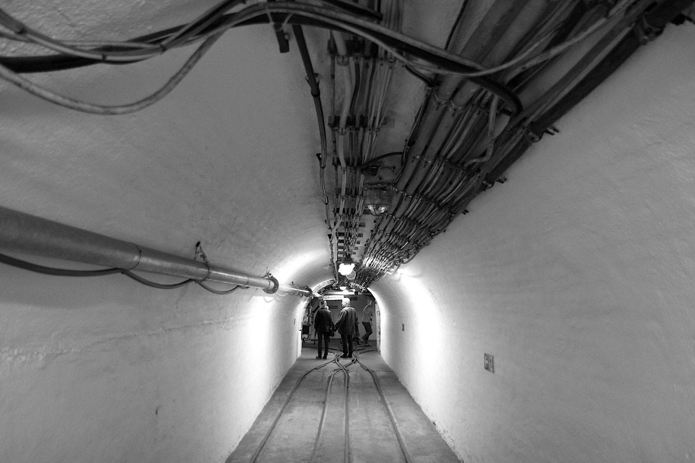 Deutsches Bergbau Museum.  Anschauungsbergwerk in 20 Meter Tiefe