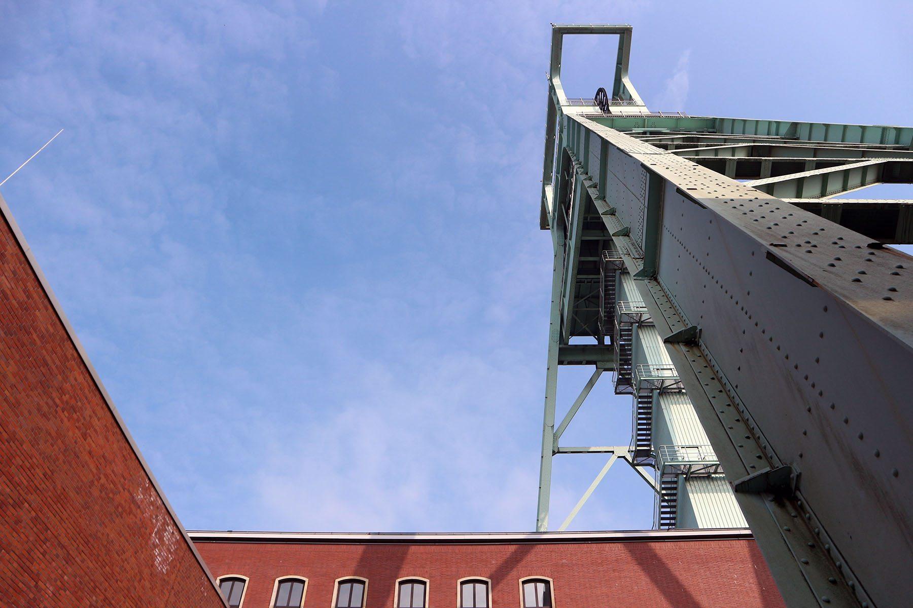 Deutsches Bergbau Museum. Das größte Bergbaumuseum der Welt und zugleich Forschungsinstitut und Archiv der Montangeschichte.