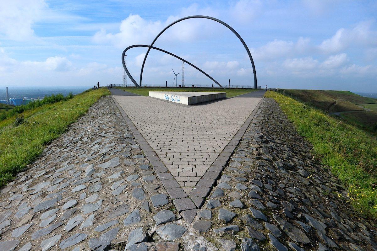 Halde Hoheward. The Observatory
