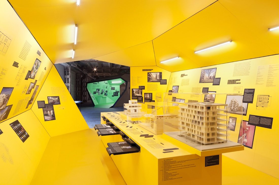 Alle wollen wohnen. The Museum für Architektur und Ingenieurkunst NRW (Museum for Architecture and Engineering Arts NRW) presented the exhibition ...