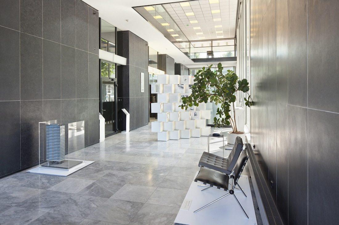 Paul Schneider von Esleben – Das Erbe der Nachkriegsmoderne. Der 100. Geburtstag von Paul Schneider von Esleben (PSE) 2015 war Anlass für das M:AI, dem bedeutenden Architekten eine Ausstellung zu widmen.