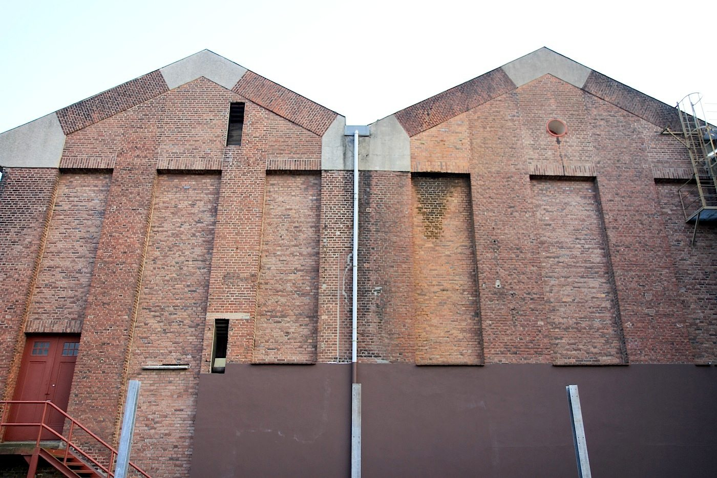 Zeche Zollverein. Das gesamte Schupp-Kremmer-Areal war ...