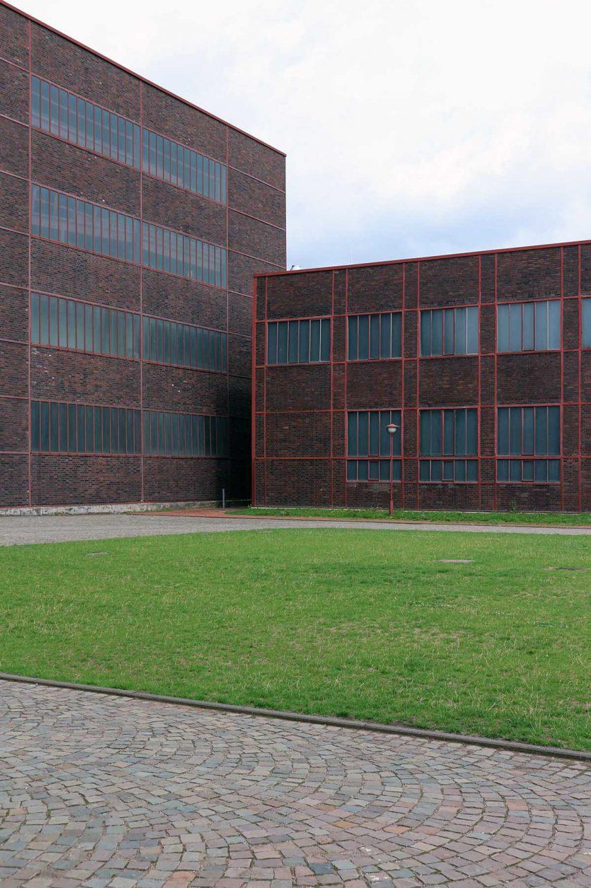Zeche Zollverein. Sachlich-funktionaler Industriebau