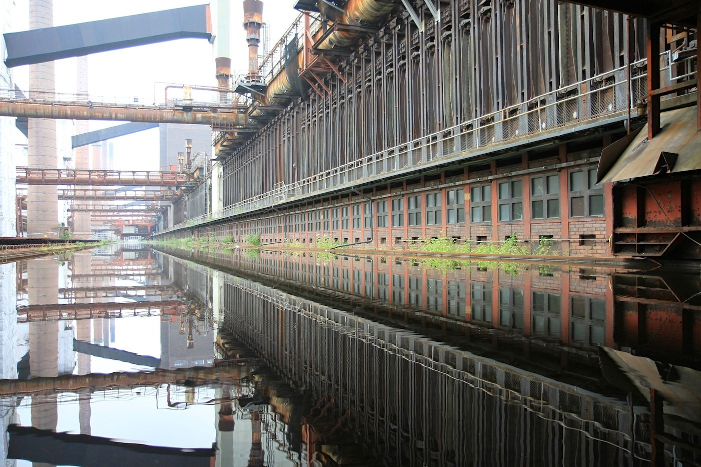 Zeche Zollverein Alte Kokerei © Jan Dimog 2. The negotiations failed and it was subsequently threatened to be demolished.