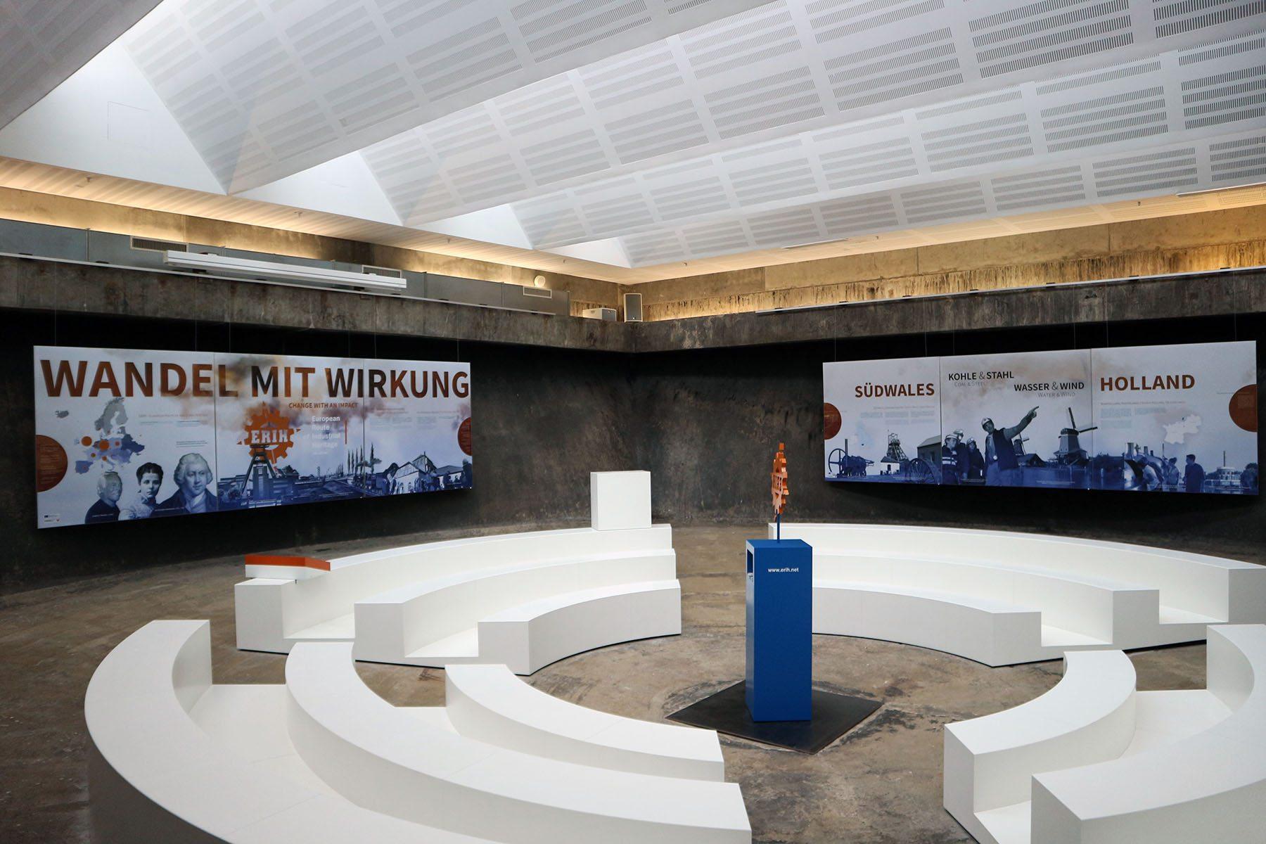 Zeche Zollverein. Das Portal informiert über das industriekulturelle Angebot der Metropole Ruhr und NRWs