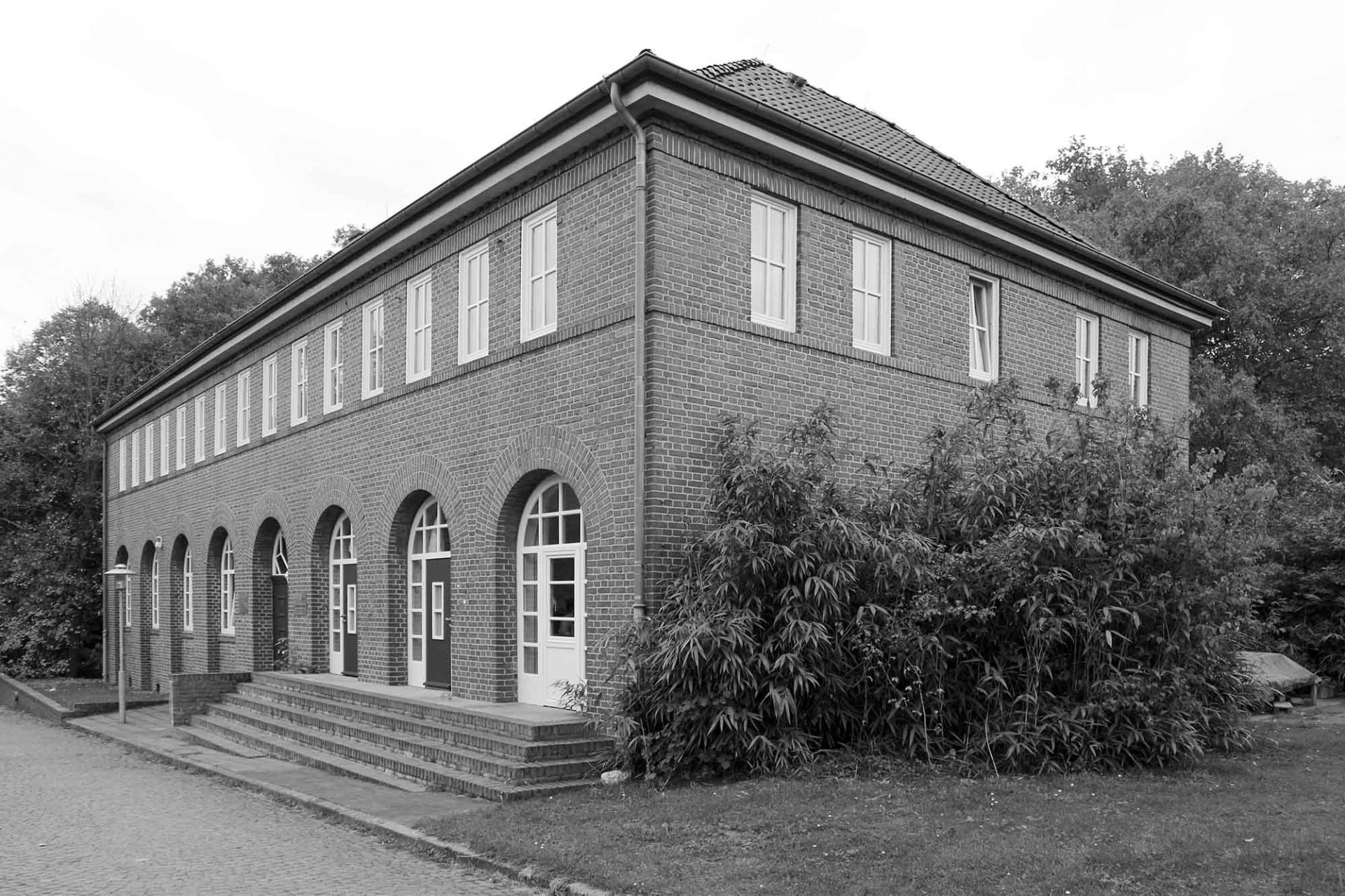 M:AI Büros.  Umbau 1989 durch Heinrich Böll und Hans Krabel