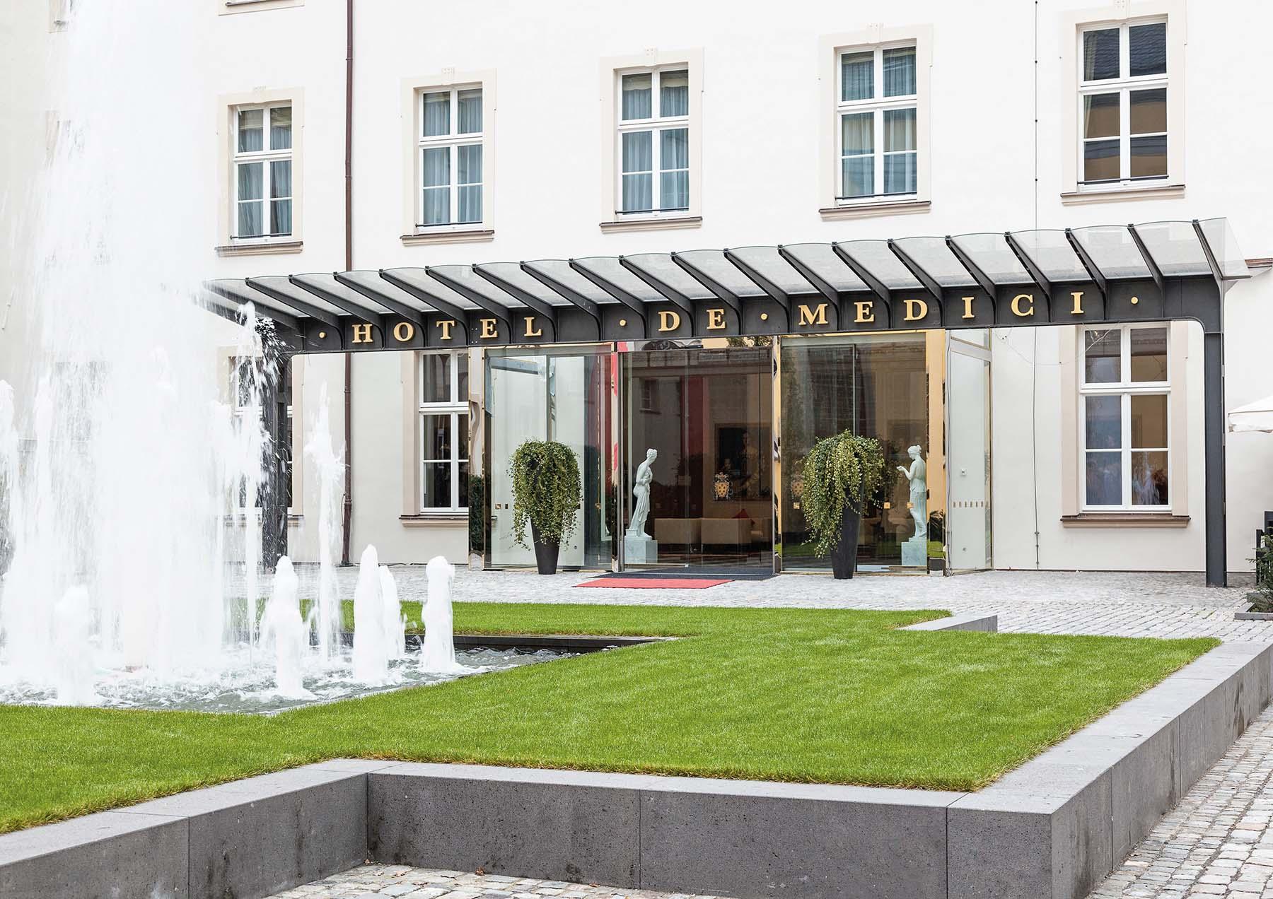 Derag Livinghotel De Medici.  Eine Hommage an die großen Kunstschätze Europas