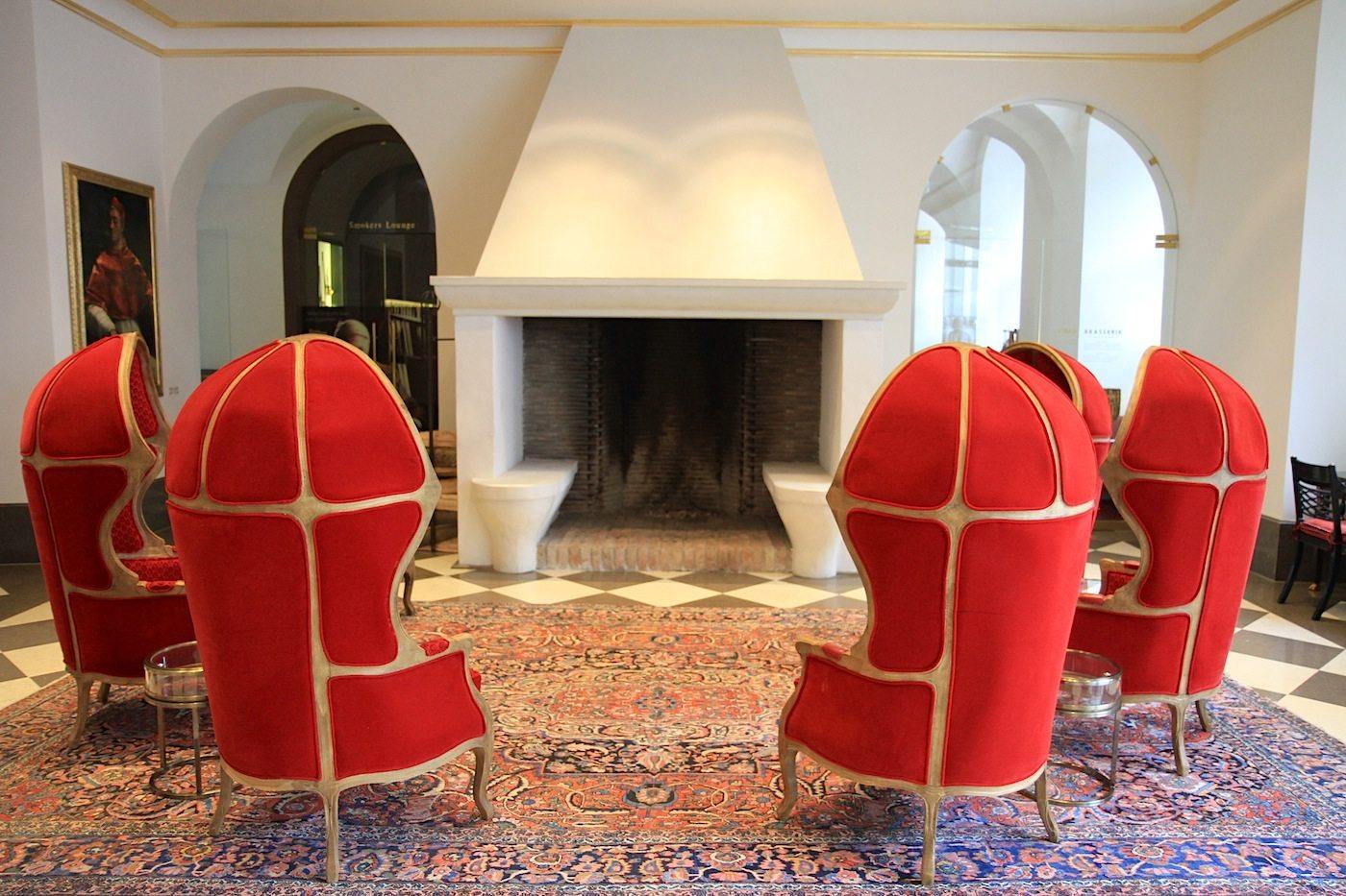 Derag Livinghotel De Medici. Das Hotel verfügt über 170 Hotelzimmer und Suiten.