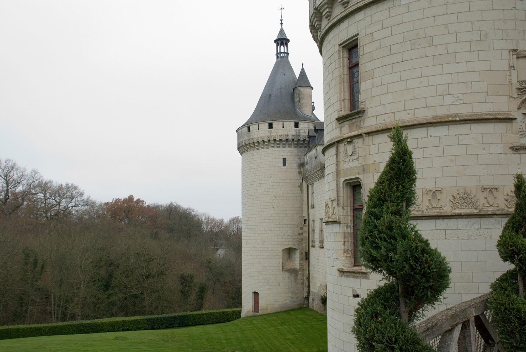 Chaumont-sur-Loire. Sein heutiges Aussehen geht auf Diane de Poitiers zurück. Sie war die Mätresse und Vertraute von König Heinrich II.