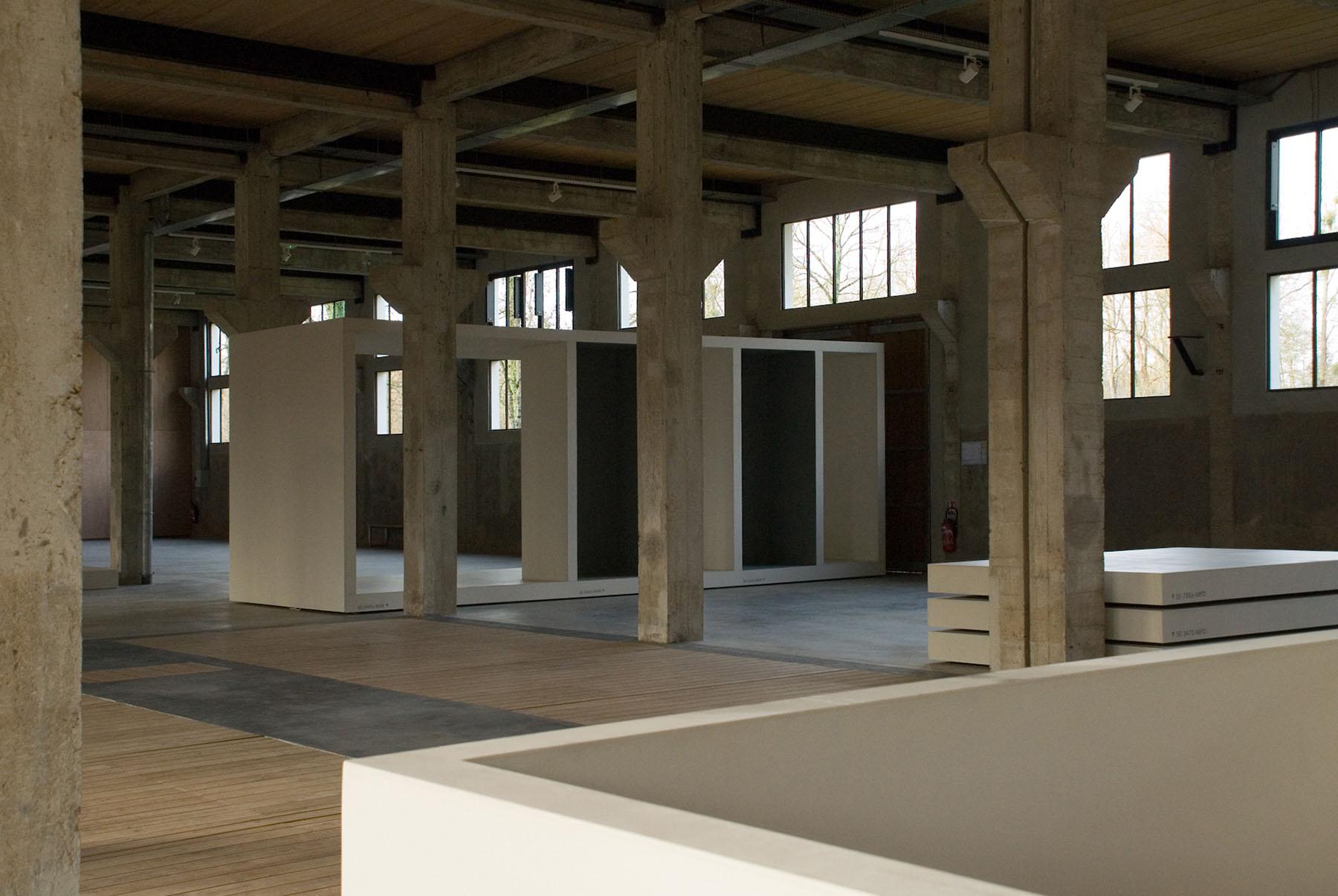Amilly. Der belgische Künstler Wesley Meuris war erster Stipendiat des Artist-in-Residence Programms in diesem Jahr.