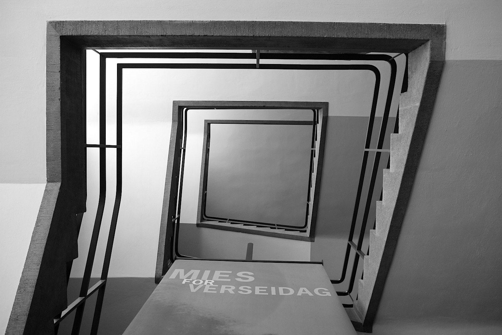 Mies van der Rohe Business Park. Symmetrie und Geometrie