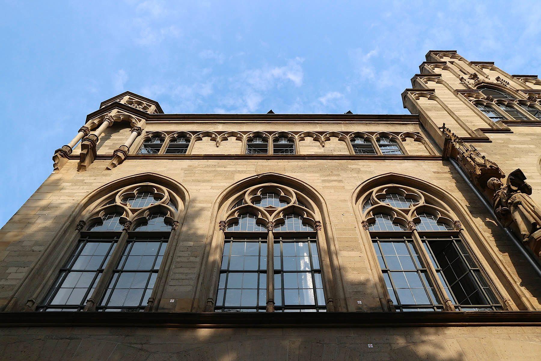 The Qvest Hotel. befindet sich im wiederbelebten Gerling-Quartier im Friesenviertel der Kölner Altstadt.