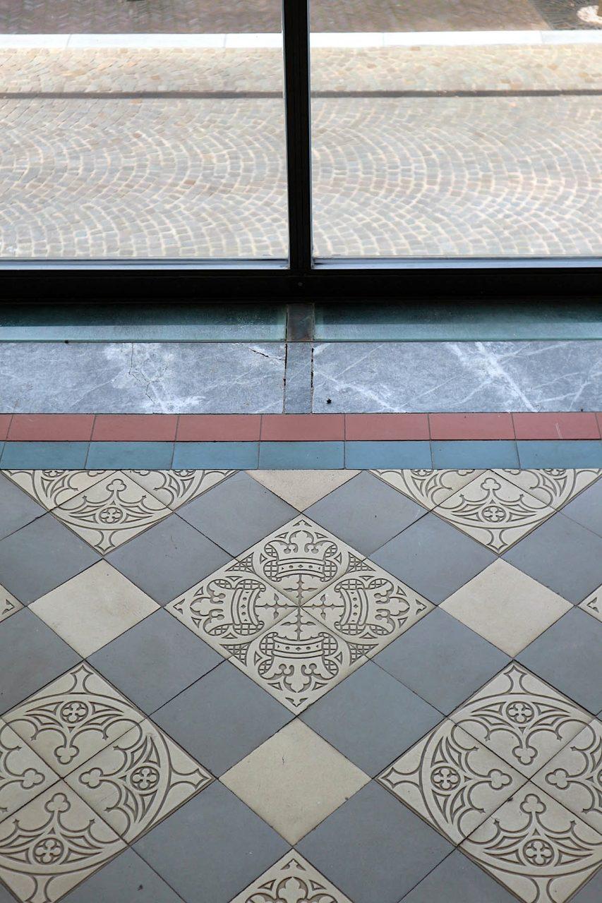 The Qvest Hotel. ... verbindet sich mit modernen Designelementen ...
