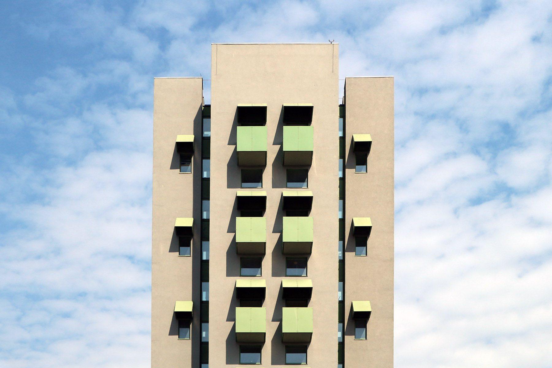 Architektur-Ausstellung in den Kunst-Werken Berlin