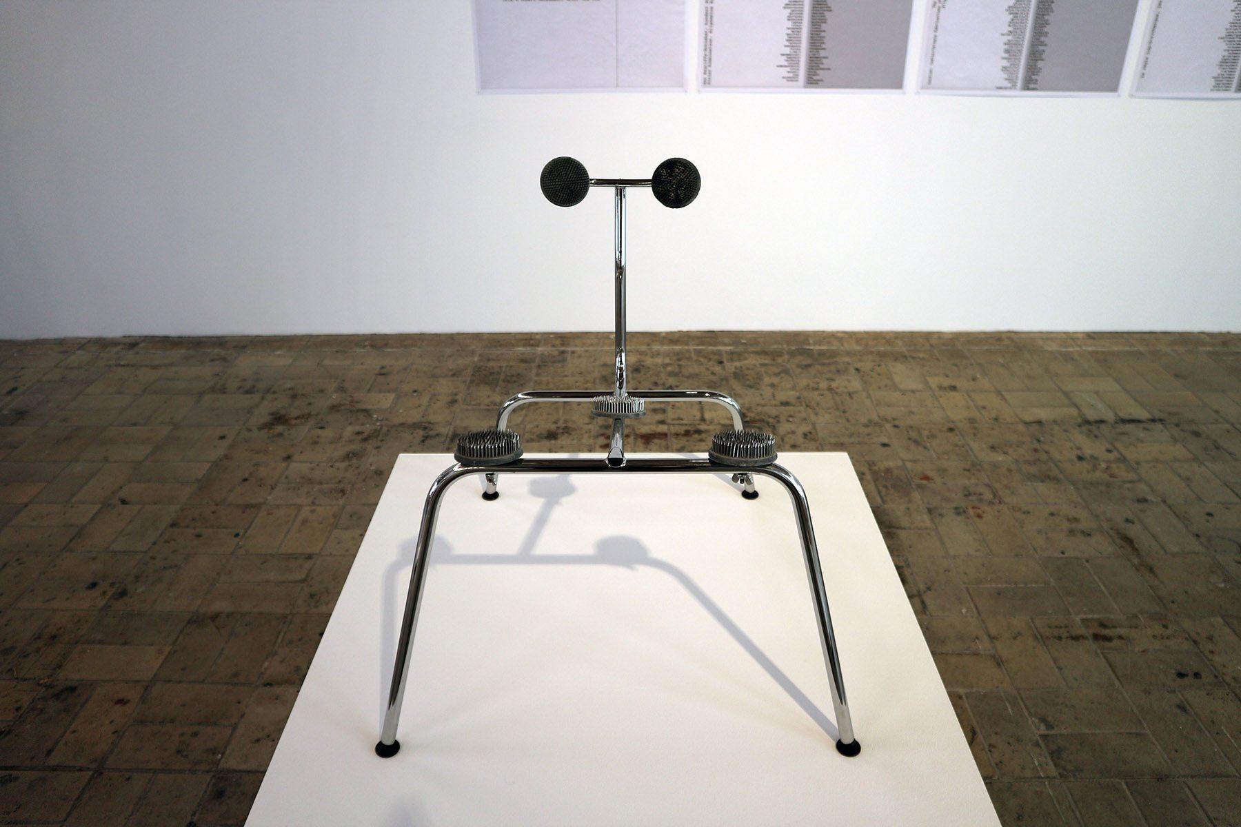 The Log-O-Rithmic Slide Rule: A Retrospective. Der Maso Chair entstand im Rahmen der vom Schweizerischen Werkbund initiierten Aktion Chair Fun (1967 / 2012), ...