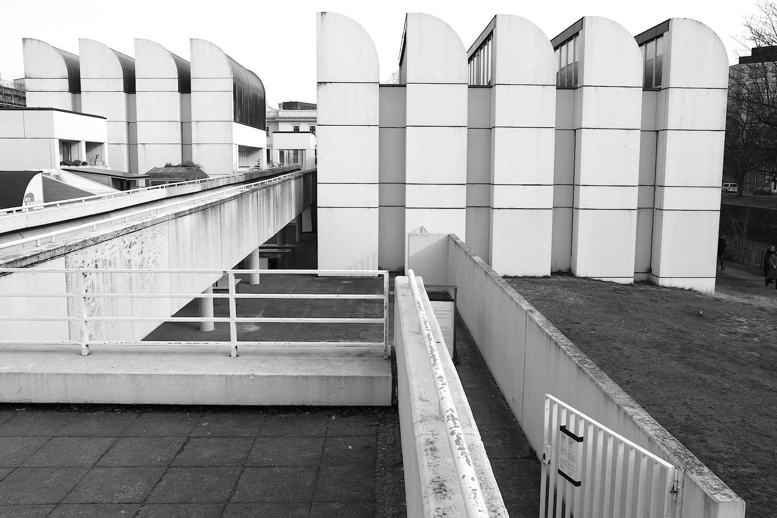 Bauhaus-Archiv als offenes Haus