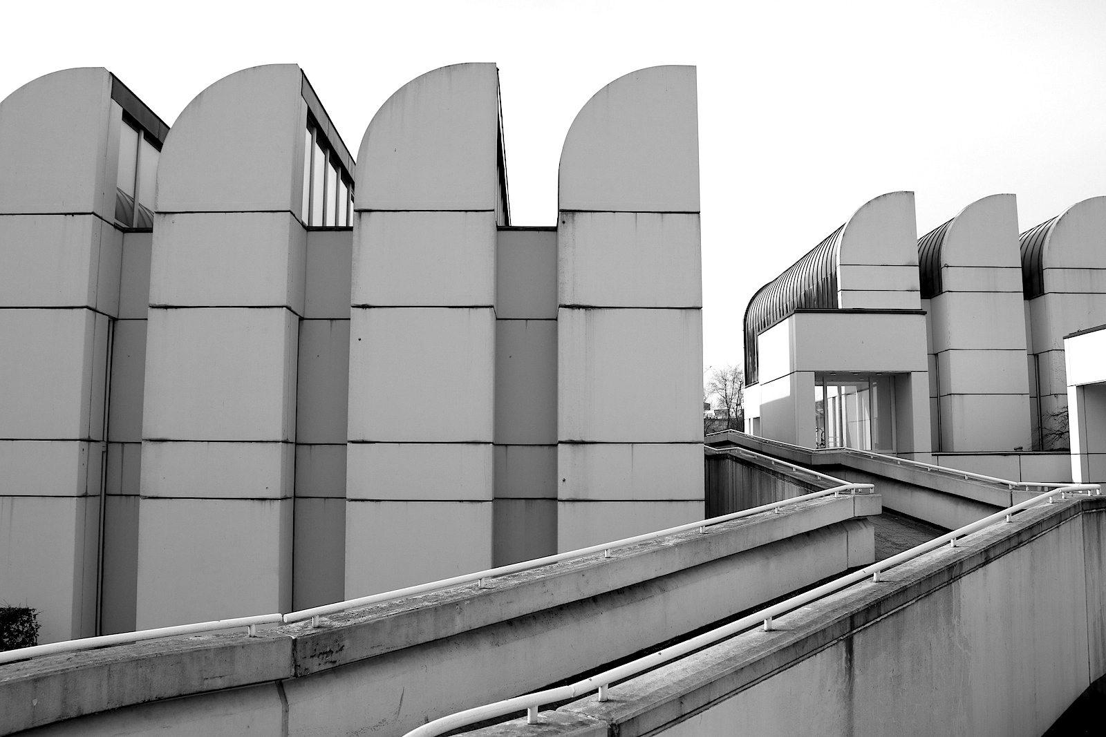 """Bauhaus-Archiv / Museum für Gestaltung.  """"New Bauhaus Chicago: Experiment Fotografie und Film"""" war die letzte Ausstellung vor der Schließung des Bauhaus-Archivs. Sie wurde vom 15.11.2017 bis 5.3.2018 gezeigt."""