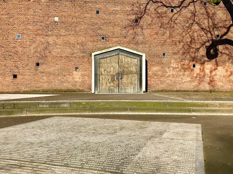 Christuskirche Bochum von Dieter Oesterlen