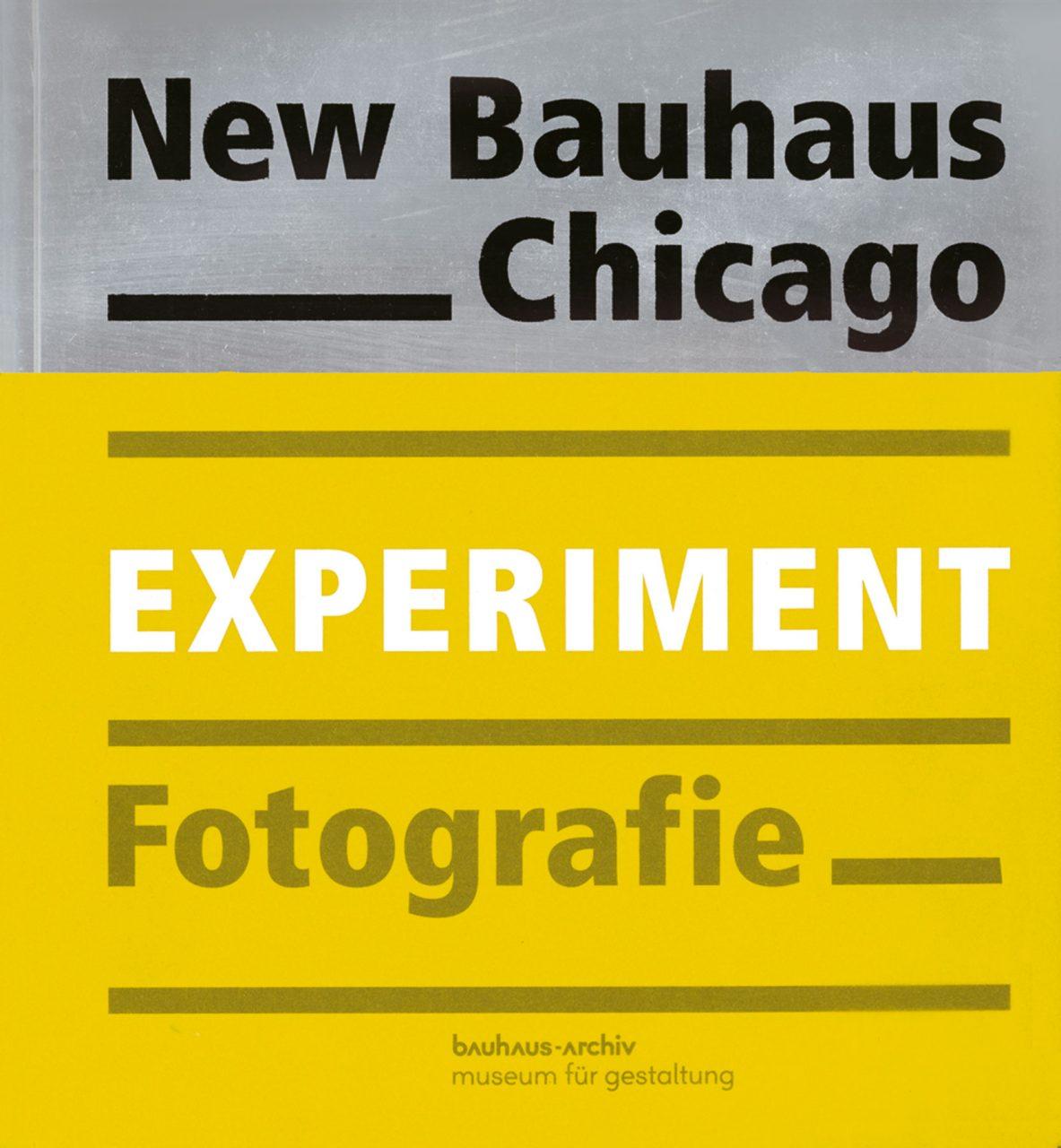 New Chicago Bauhaus.  Der Ausstellungskatalog ist bei Hirmer Verlag, München erschienen.